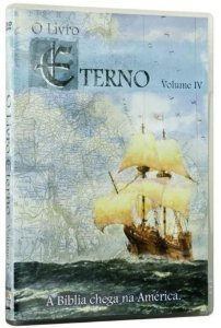 DVD DOCUMENTARIO O LIVRO ETERNO VOLUME 4