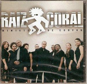 CD RAIZ CORAL MINISTERIO DE LOUVOR