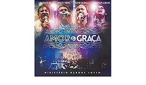CD MINISTERIO RABONE JOVEM AMOR E GRACA