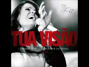 CD DIANTE DO TRONO TUA VISAO