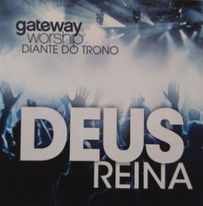 CD DIANTE DO TRONO DEUS REINA