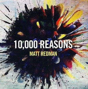 CD MATT REDMAN 10,000 REASONS