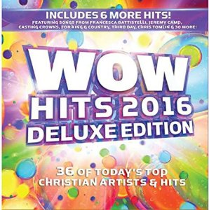 CD DUPLO WOW HITS 2016 DELUXE EDITION