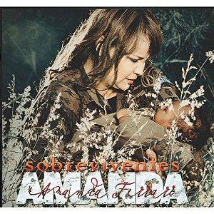 CD SOBREVIVENTES AMANDA FERRARI