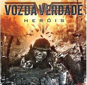 CD HERÓIS VOZ DA VERDADE