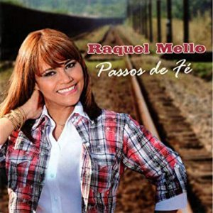 CD PASSOS DE FÉ RAQUEL MELLO