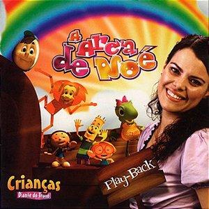 CD A ARCA DE NOÉ CRIANÇAS DIANTE DO TRONO PLAYBACK
