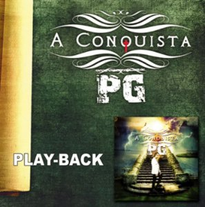 CD A CONQUISTA PG PLAYBACK
