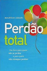 Livro Perdão Total Maurício Zágari