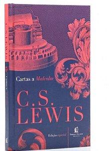 Livro Cartas a Malcolm C.S Lewis