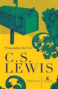 Livro O assunto do Céu C.S Lewis
