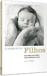 Livro A bênção de ter Filhos