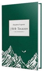 Livro J. R. R. Tolkien Uma Biografia |Humphrey Carpenter|