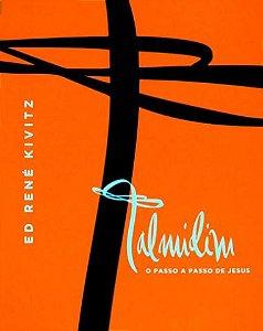 Livro Devocional Talmid O Passo a passo de Jesus |Ed. Rene Kivitz|