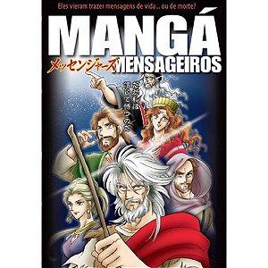 Livro Mangá Mensageiros