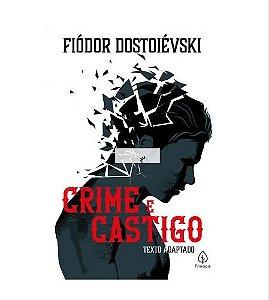 Livro Crime e Castigo |Fiódor Dostoiévski|