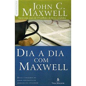 Livro Dia a Dia com MaxWell |John C. Maxwell|