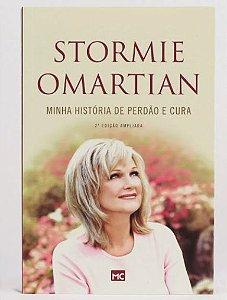Livro Minha História de Perdão e Cura| Stormie Omartian|