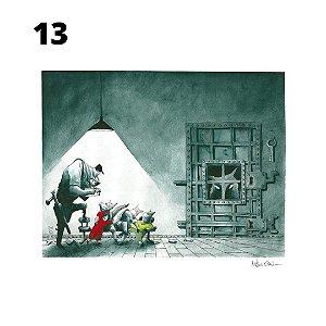 Alcateia - print 13