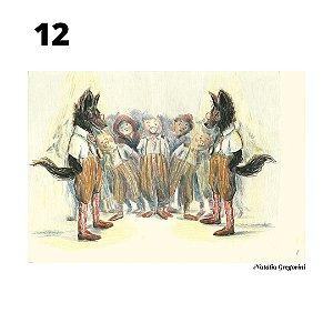 Alcateia - print 12