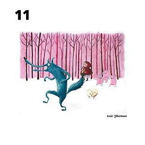 Alcateia - print 11