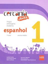 ESPANHOL 1 SÉRIE EM - LIVRO IMPRESSO