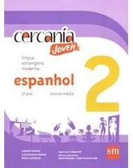 ESPANHOL 2 ANO EM - LIVRO IMPRESSO