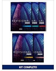 Material Revisional ENEM - Kit  Completo
