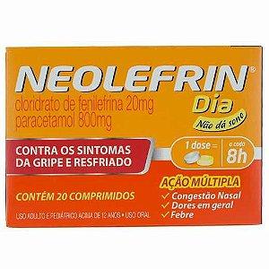 Neolefrin Dia 20 Comprimidos