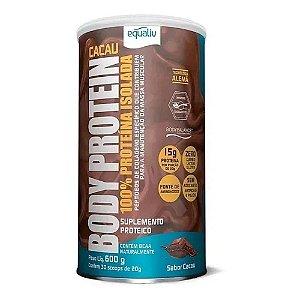 Suplemento Proteico Body Protein Cacau Equaliv 600g