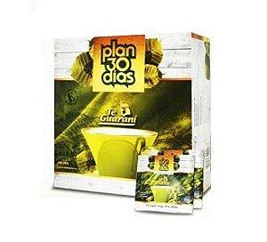 Chá Plan 30 Dias com 60 Envelopes