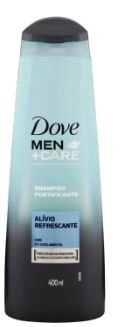 Shampoo Dove Men + Care Alívio Refrescante 400ml