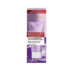Creme Anti-Idade Hialurônico Cuidado Diurno L'Oréal Paris Revitalift 20FPS 25g