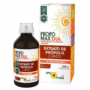 Suplemento Alimentar Apis Flora Propomax Dia com 140ml