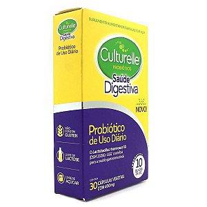 Probiótico Culturelle Saúde Digestiva com 10 cápsulas