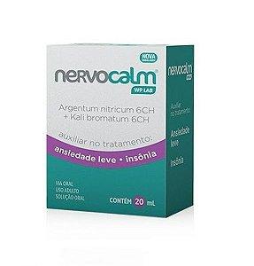 Nervocalm Solução Oral 20ml