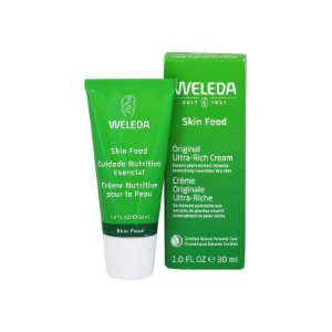 Creme Facial Skin Food Weleda com 30 mL