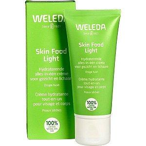 Creme Facial Skin Food Light Weleda com 30 mL