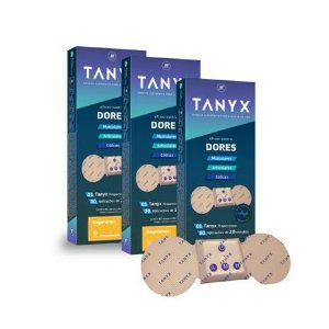 Leve Mais Por Menos - (Kit 3 Unidades) - Estimulador Neuromuscular Tanyx
