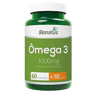 Ômega 3 Bionatus 70 cápsulas
