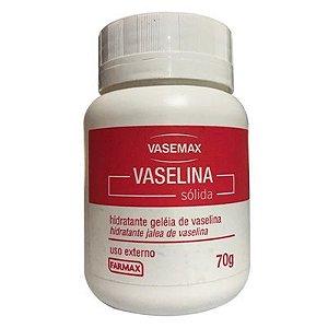 Vaselina Sólida Farmax 70g