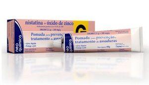 Nistatina + Óxido de Zinco Pomada Genérico Neo Química 60g