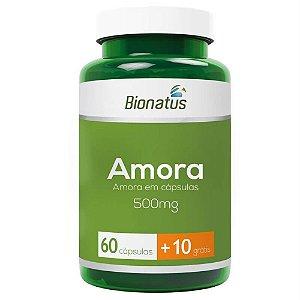 Amora 500Mg com 70 Cápsulas Bionatus