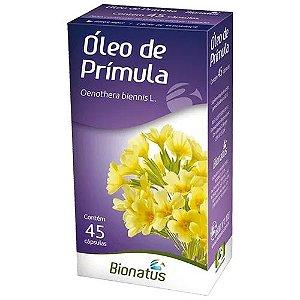 Óleo de Prímula com 45 Cápsulas Bionatus