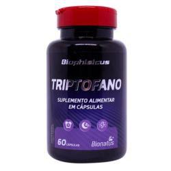 Triptofano com 60 Cápsulas Bionatus