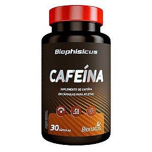 Cafeína 420mg com 60 Cápsulas Bionatus