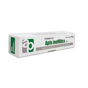 Pomada Homeopática Apis Mellifica com 25g