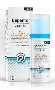 Bepantol Derma Loção Facial Diária Hidratante Revitalizante FPS25 50ml