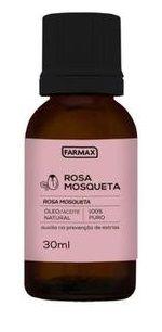 Óleo de Rosa Mosqueta Farmax com 30mL