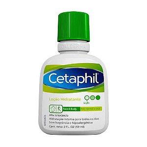 Cetaphil Loção Hidratante Intensa com 59mL